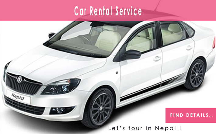 Car Rental Service Nepal