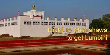 Kathmandu to Bhairahawa Flight