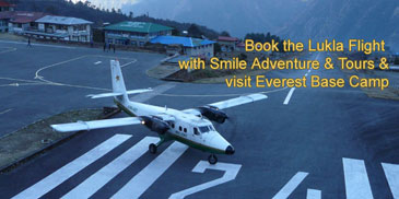 Ktahmandu to Lukla Flight