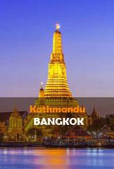 Kathmandu (KTM) to Bangkok (BKK) Flights