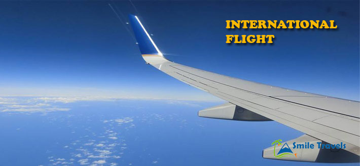International flight