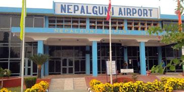 Kathmandu to Nepalgunj Flight