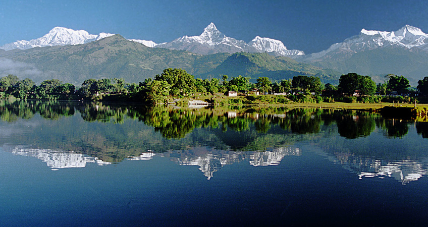 Kathmandu to Pokhara Flight Ticket Booking